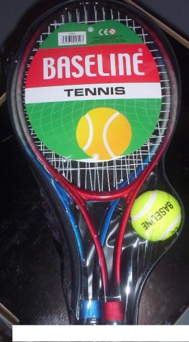 Junior Tennis Racket Set (2 Rackets & Ball)