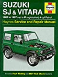 Suzuki SJ410/SJ413 (82-97) & Vitara Service and Repair Manual (Haynes) by Bob Henderson, A.K. Legg LAE MIMI (2000) Hardcover