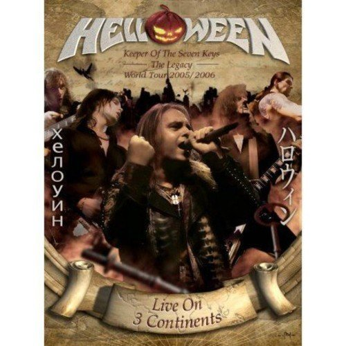 Helloween - Keeper Of The Seven Keys Legacy Tour 2005/2006 (Limited) (2 Dvd+2 Cd)
