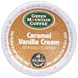 Green Mountain Coffee Caramel Vanilla Cream, K-Cup Portion Count for Keurig K-Cup Brewers, 24-Count