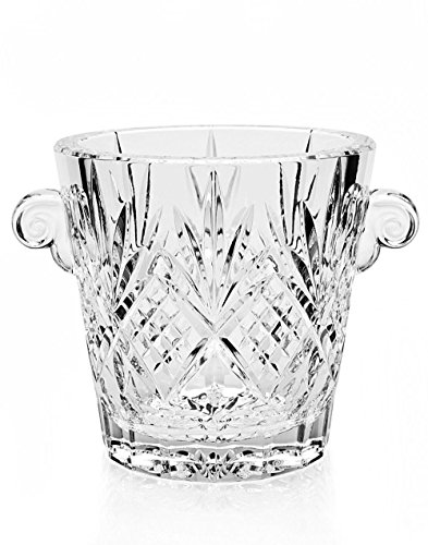 Godinger Dublin Crystal Ice Bucket (Godinger Ice Cream Dishes compare prices)