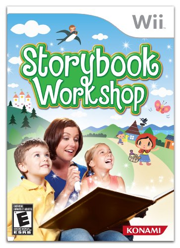 Storybook Workshop - Nintendo Wii - 1