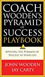 img - for Coach Wooden's Pyramid of Success Playbook book / textbook / text book