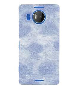 EPICCASE clouds Mobile Back Case Cover For Microsoft Lumia 950 XL (Designer Case)