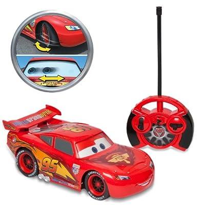 Cars 2 R/C 1:24th - Lightning McQueen from Air Hogs