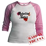 Bakelite Addict Vintage Jr. Raglan by CafePress