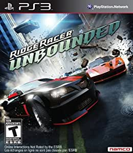 Ridge Racer Unbounded - Playstation 3