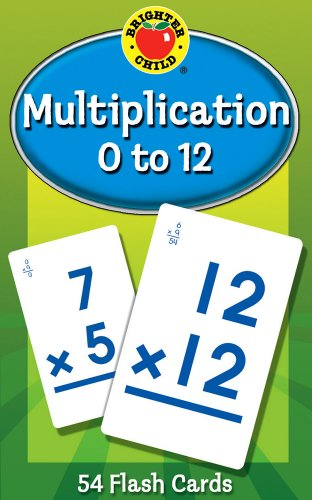 Multiplication-0-to-12-Flash-Cards-Brighter-Child-Flash-Cards