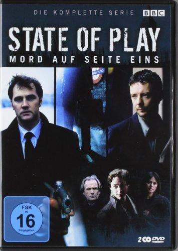State of Play - Mord auf Seite eins [2 DVDs]