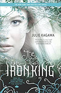 The Iron King by Julie Kagawa ebook deal