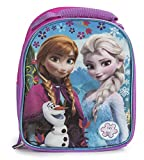 Disney Frozen Motion Lights & Musical Vertical Lunch Tote