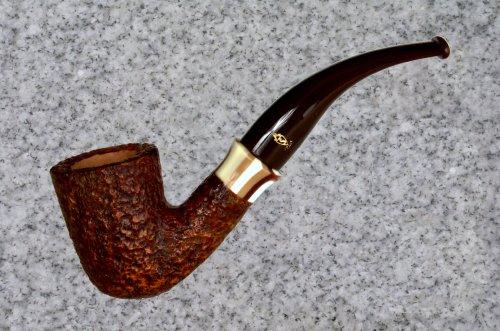Savinelli Caramella Rustic (611 KS) Tobacco Pipe
