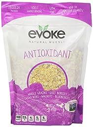 Evoke Antioxidant Muesli