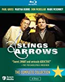 Slings & Arrows: Complete Collection [Blu-ray] [Region Free] [US Import]