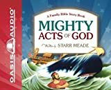 Mighty Acts of God: A Family Bible Story Book [Audio CD]