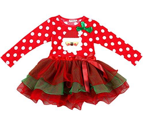happy cherry babystrampler weihnachtskost m baby m dchen weihnachtskleid baumwolle strampelanzug. Black Bedroom Furniture Sets. Home Design Ideas