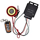 Generic Remote Control Engine Start 12v Motorcycle Bike Anti-theft Security Alarm System