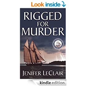 Rigged for Murder (Windjammer Mystery Series)