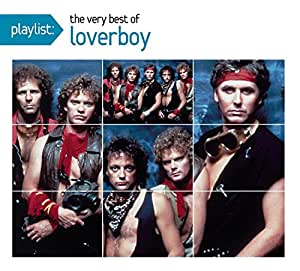 Playlist: The Very Best of Loverboy (Eco-Friendly Packaging)