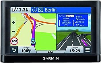 Garmin nüvi 65 LMT CE - GPS Auto écran 6 pouces - Info Trafic et carte (22 pays) gratuits à vie