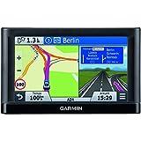 Garmin nüvi 65 LMT Premium Traffic Navigationsgerät (15,2 cm (6 Zoll) Touchscreen, CN Kartenmaterial für Zentraleuropa, TMC Pro)