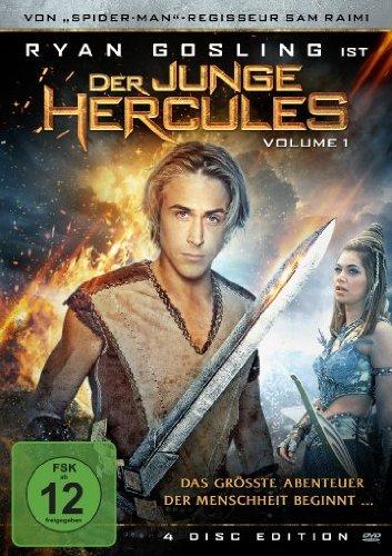 Der junge Hercules - Volume 1 [4 DVDs]