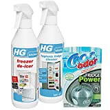 Fridge Care Kit with FREE HG Hygienic Fridge Cleaner