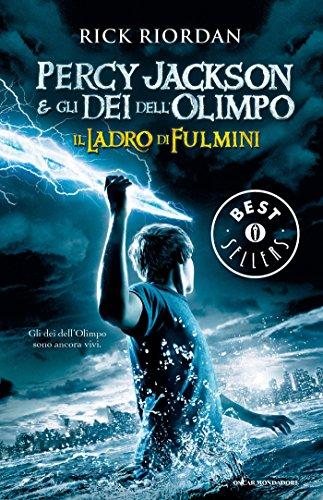 Percy Jackson e gli Dei dell'Olimpo 1 Il Ladro di Fulmini PDF