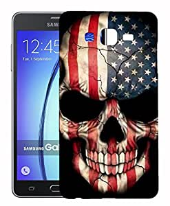 Toppings 3d printed Designer Hard Back Case For Samsung Galaxy On7 Design-10098