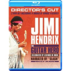 Jimi Hendrix: The Guitar Hero [Blu-ray]