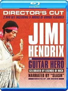 Jimi Hendrix: The Guitar Hero [Blu-ray]