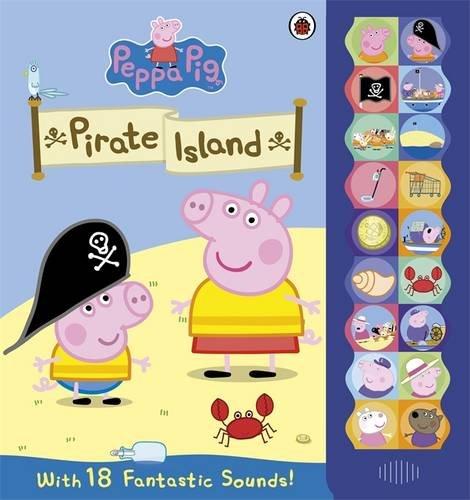 Peppa Pig: On Pirate Island Sound Book