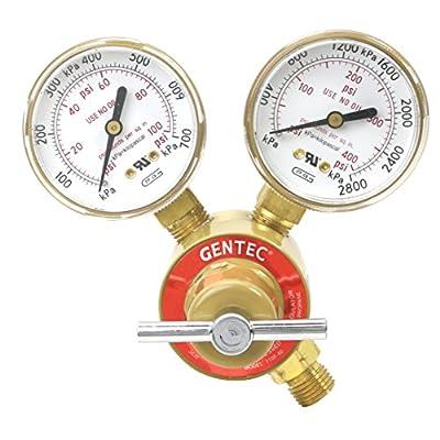 Gentec Compressed Gas Regulator Propane CGA510 710F-80