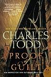 Proof of Guilt: An Inspector Ian Rutledge Mystery (Inspector Ian Rutledge Mysteries) (0062015699) by Todd, Charles