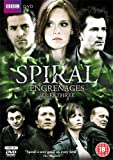 Spiral: Engrenages - Series Three [Region 2]