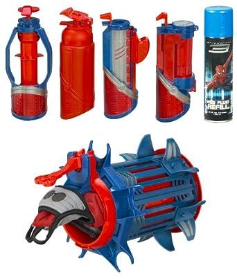 Amazon.com: Hasbro Spider-Man 3 Ultimate Web Blaster: ClothingUltimate Spider Man Web Blaster