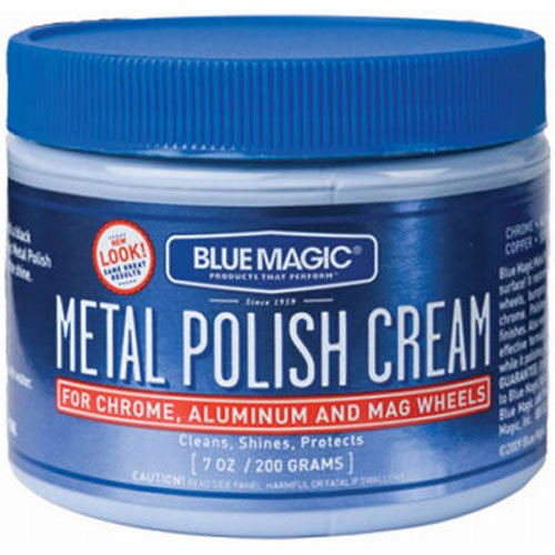 Blue Magic 400 7Oz Mtl Polish Cream (Car Polish Cream compare prices)