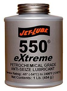 Jet-Lube 550 Extreme Nonmetallic Anti-Seize Compound