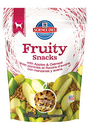 hills-science-diet-crunchy-fruity-snacks-with-apples-oatmeal-dog-treats-88-ounce