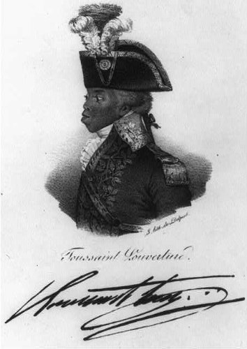 Photo: Toussaint Louverture,Toussaint Bréda,1743-1803,Haitian Revolution,Haiti (Haiti Pictures compare prices)