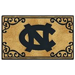 Buy Memory Company North Carolina Tar Heels Door Mat by The Memory Company