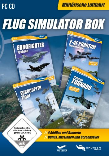 Flight-Simulator-Flug-Simulator-Add-on-Box-Militrische-Luftfahrt