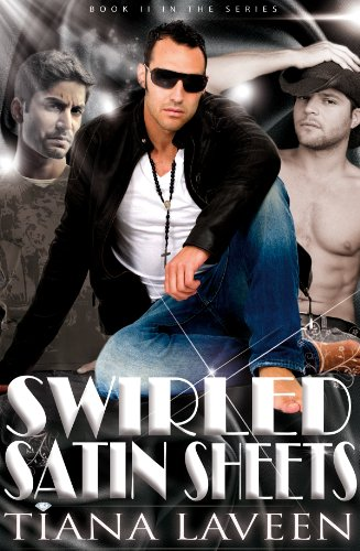 Book: Swirled Satin Sheets II by Tiana Laveen