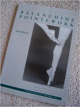 balanchine essays