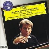 Brahms : Les Concertos pour piano - Fantaisies Op. 116
