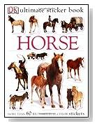 Ultimate Sticker Book: Horse