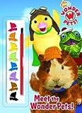 Meet the Wonder Pets! (Wonder Pets!) (Paint Box Book)