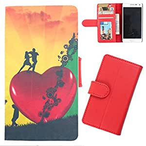 DooDa - For Redmi Note 4G PU Leather Designer Fashionable Fancy Wallet Flip Case Cover Pouch With Card, ID & Cash Slots And Smooth Inner Velvet With Strong Magnetic Lock