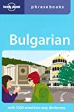 Lonely Planet Bulgarian Phrasebook 1st Ed.: 1st Edition