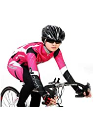 MTP Women's Autumn New Long-Sleeved Bicycle Equipped Cycling Jerseys Suit